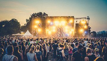Lollapalooza Berlin Festival Atmosphäre
