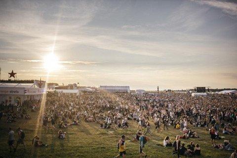Open' er Festival Atmosphäre