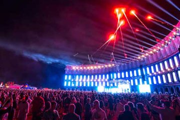 Airbeat One Festival Atmosphäre
