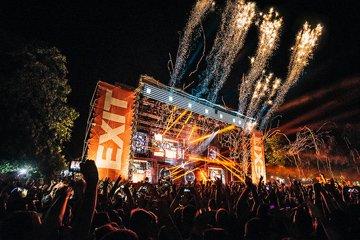 Exit Festival Atmosphäre