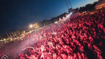 LOVE ISLAND Open Air Festival Atmosphäre