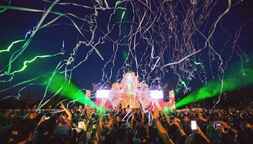 Love Music Festival Atmosphäre