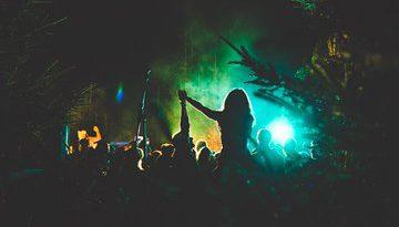 Rocken am Brocken Festival Atmosphäre