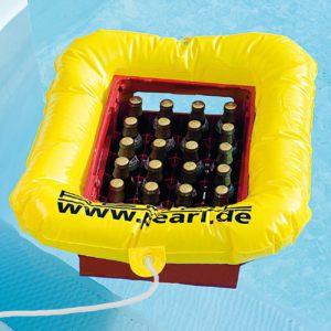 Getränkekasten-Schwimmring - Fun Gadgets