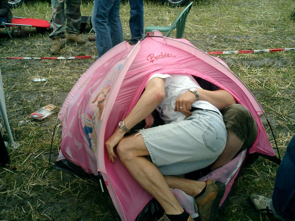 Tipps und Tricks zum Zelt auf Festivals
