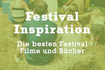 Festival Filme und Bücher - Festival Inspiration