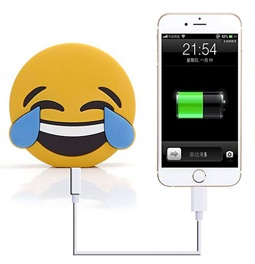 Emoji Powerbank