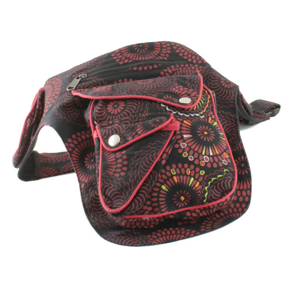 Festival Hüfttasche Goa Stil
